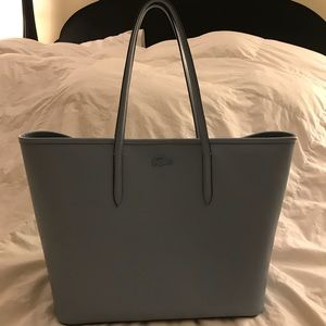 Lacoste Tote bag in good used condition.
